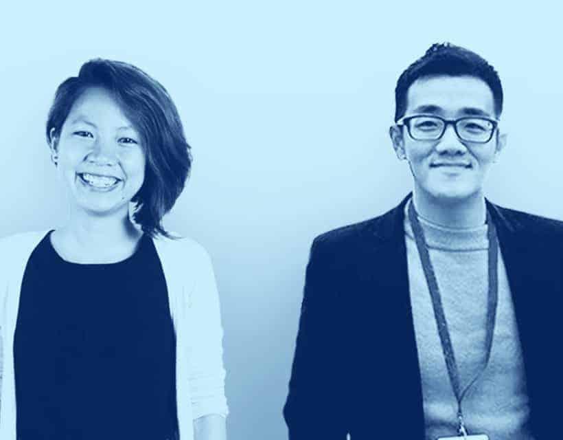 Wei Shian And Yen Ping From Advanx Health