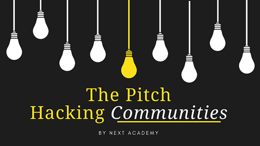 the pitch hacking communities