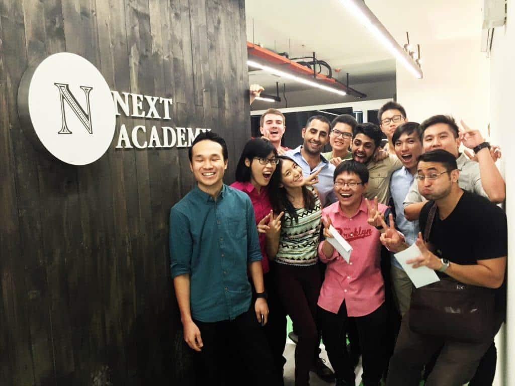 Next Academy Programming Bootcamp