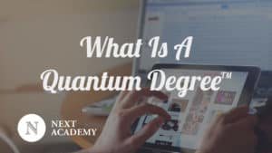 what is a quantum degree