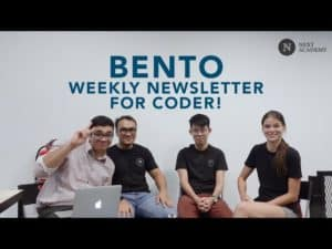Bento - Curated New Tech Newsletter for Coders App