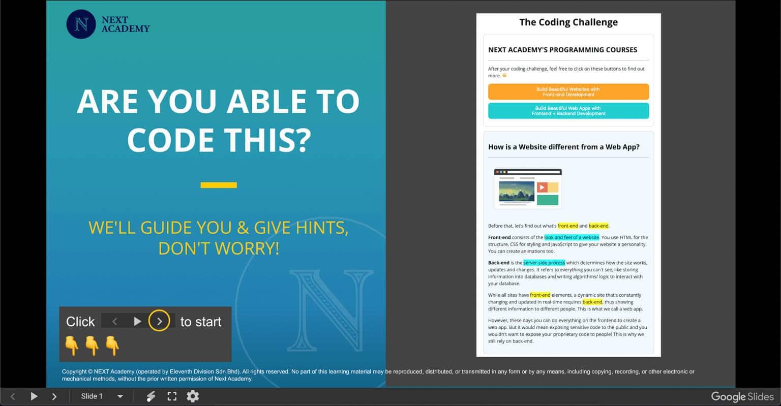HTML & CSS Coding Tutorial