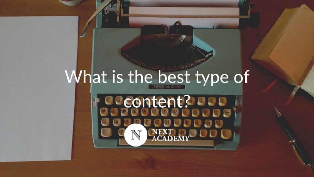 best-type-of-content