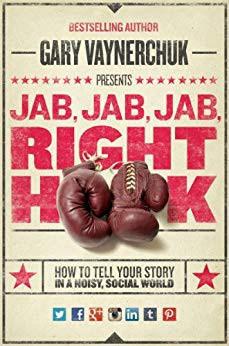 Gary Vaynerchuk book cover for
